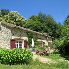 Bouleau garden at Le Moulin de Pensol.JP