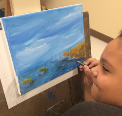 Young at Art Painting