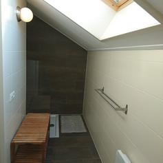 Bouleau - shower room
