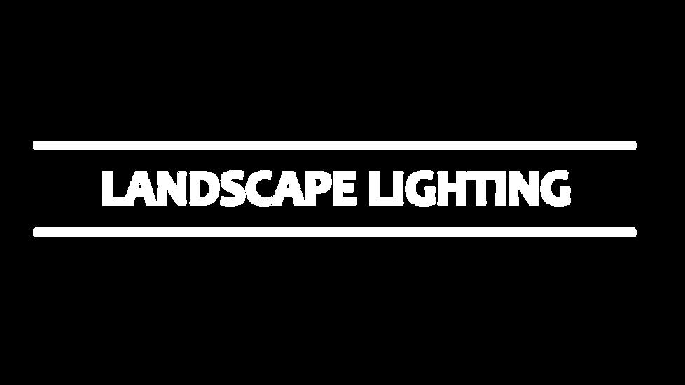 Landscape Lighting in Texas