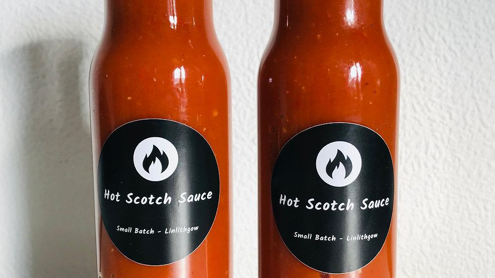 The Big Duo Deal - Hot Scotch Sauce (250ml) x 2
