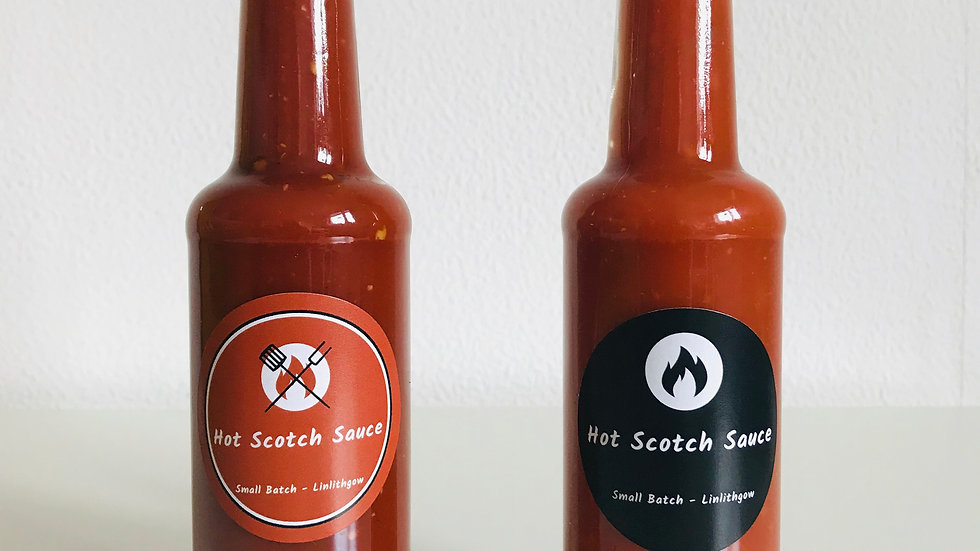 Hot Scotch Sauce - The Duo Deal (150 ml)