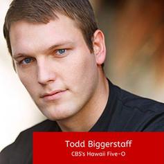 Todd Biggerstaff graham Shiels Studios