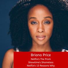 Briana Price Graham Shiels Studios