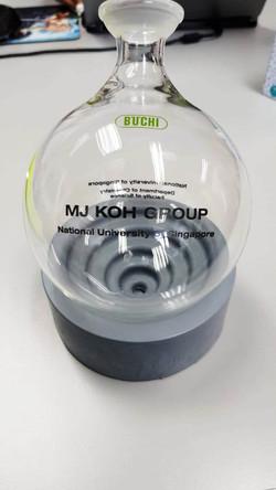 rotavap glass bulb