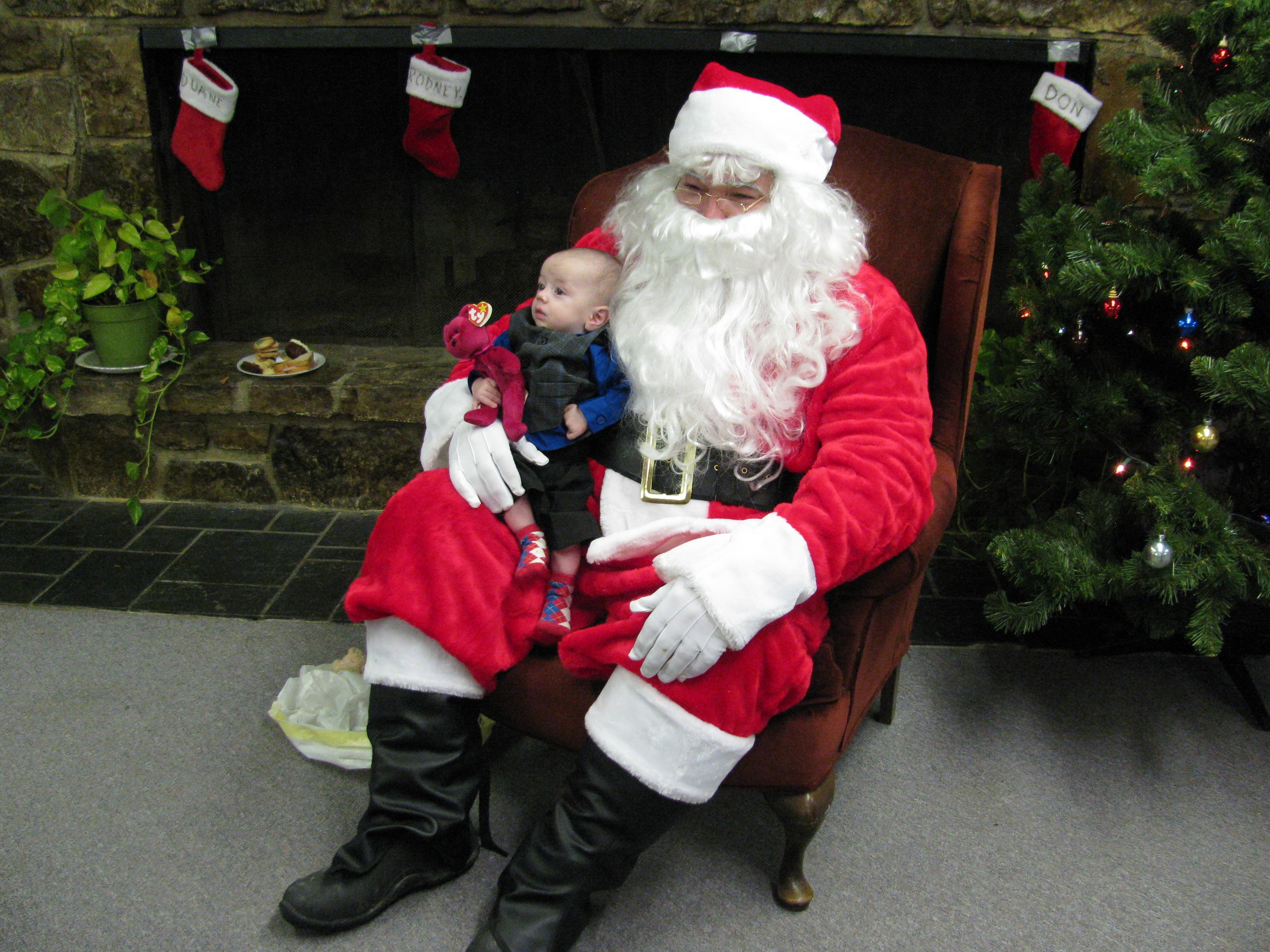 Baby's 1st Christmas!