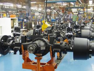 План размещения оборудования агрегатного цеха