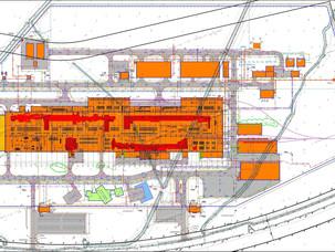 Основные принципы проектирования производственных зданий