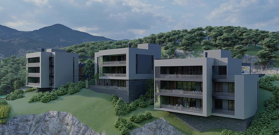 Neun Residences - La Cuesta