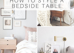 10 Different Ways To Style Your Bedside Table