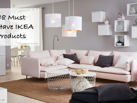 8 IKEA Products Interior Designers Swear By