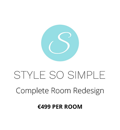 Style So Simple - Single Room Transformation