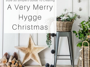Style So Simple's Guide To Creating A Very Merry Hygge Christmas