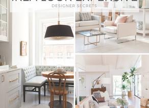 How To Make IKEA Look Expensive..Designer Secrets