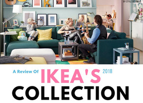 Everything You Need To Know About IKEA's New 2018 Collection.