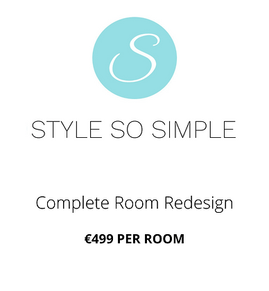 Style So Complicated - Complete Room Transformation