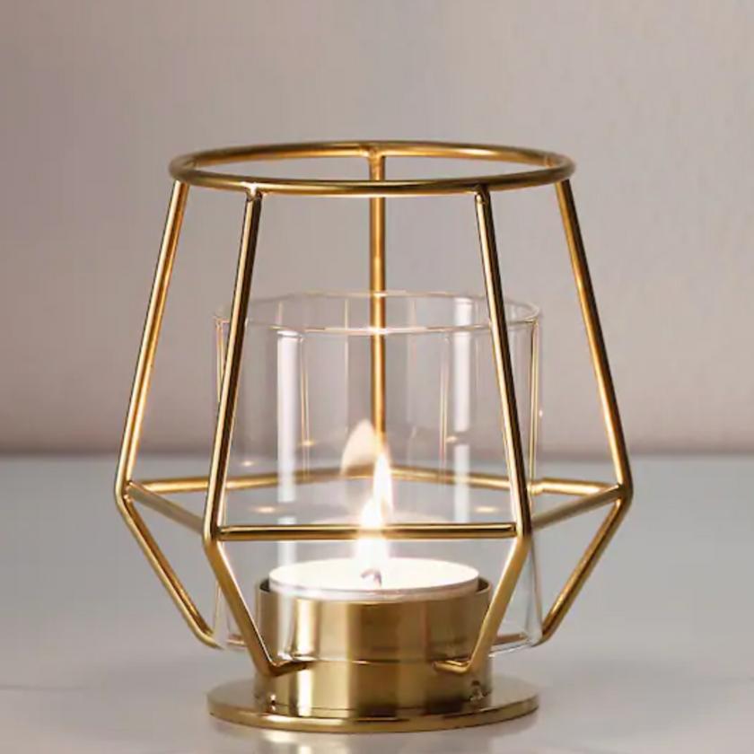 Simple Styled Small Hallway Tea Lantern
