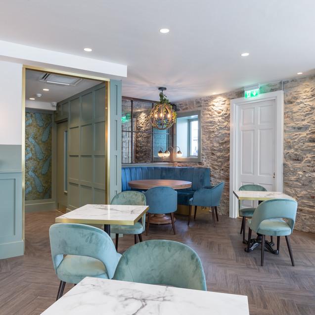 Restaurant Design - Kingdom 1795