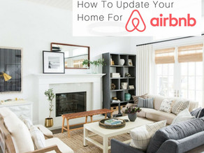 How To Update Your Home For Airbnb