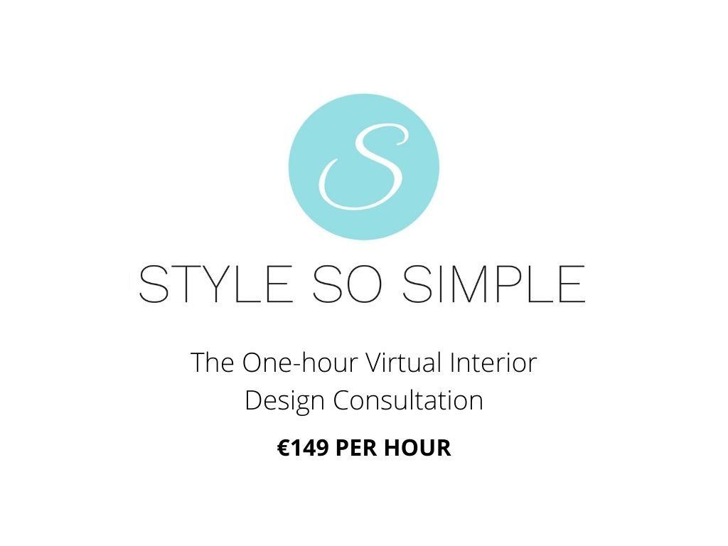 One Hour Virtual Design Consultation