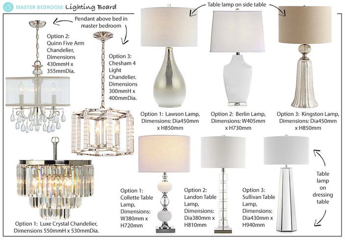 Lighting Board