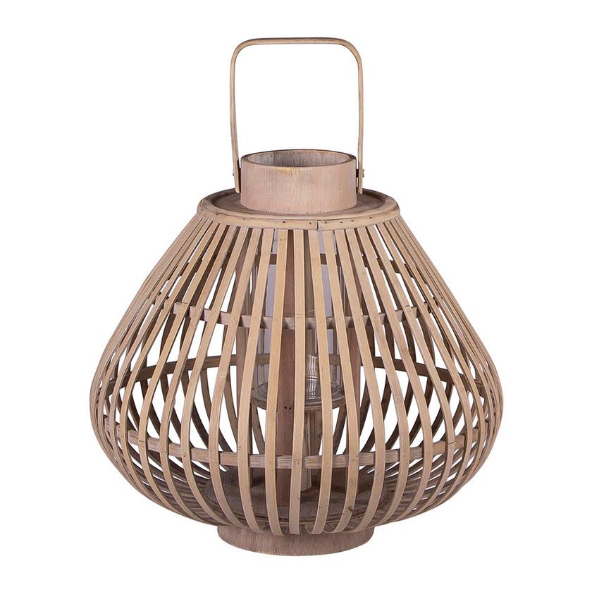 Sahara Bamboo Lantern - Small