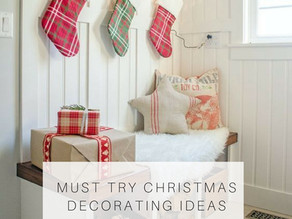 Style So Simple's – Must Try Christmas Decorating Ideas