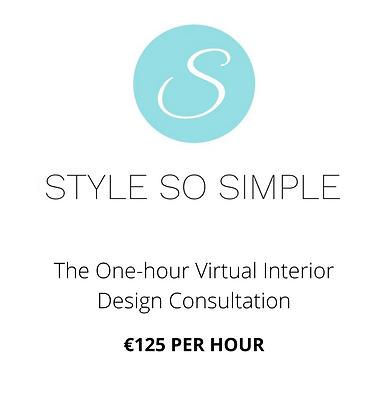 The One-hour Virtual Interior Design Consultation