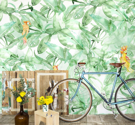 Wallpaper Trends For 2018 - The Paper Moon Addition