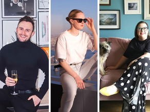Tips From Ireland's Top Creatives To Make Your QuarantineA Little Easier...DIY, Baking & Fitness