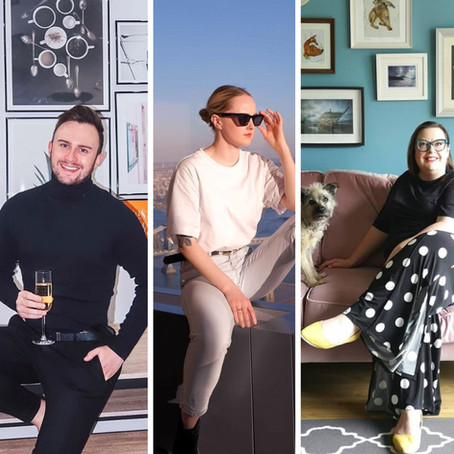 Tips From Ireland's Top Creatives To Make Your Quarantine A Little Easier...DIY, Baking & Fitness