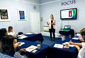 Expat Spousal Coaching workshop