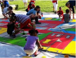 Engaging the Community Through Arts,