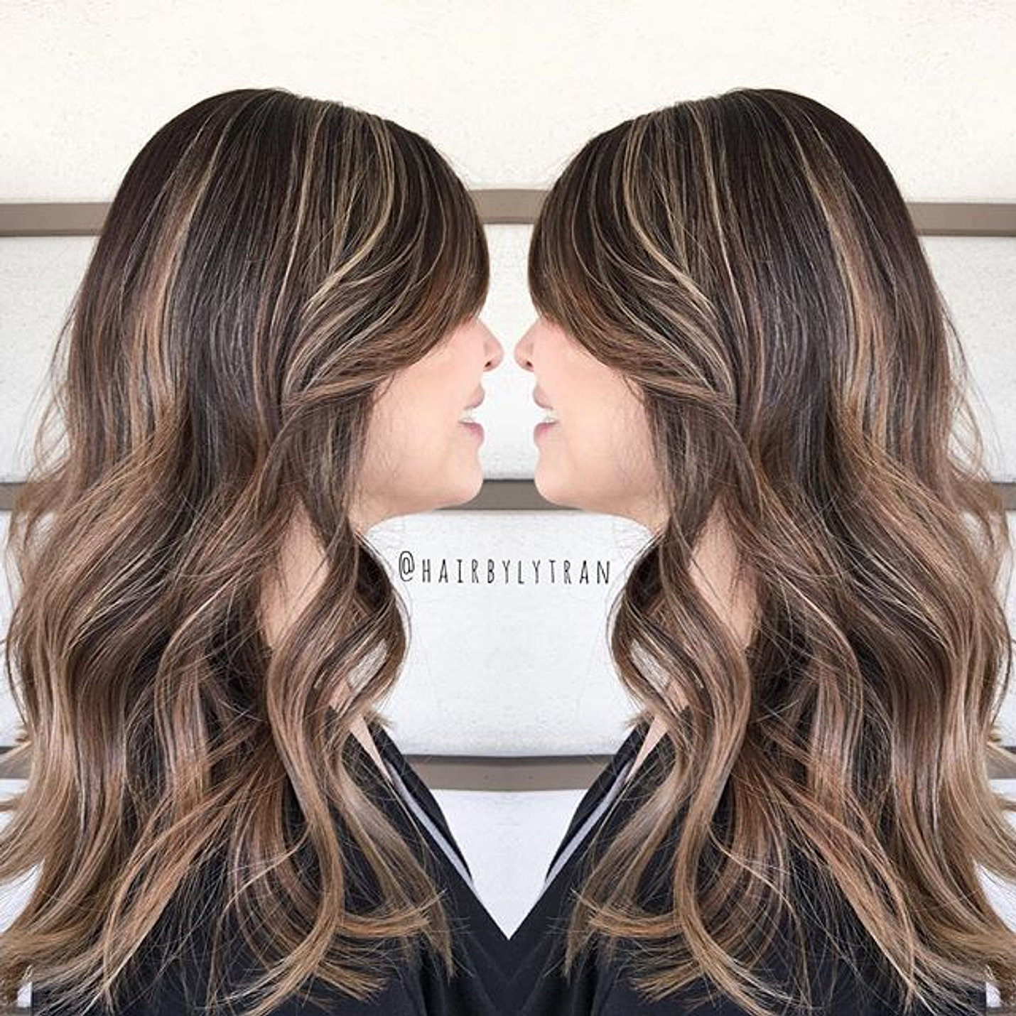 Client Had A Beautiful Balayage Done By Another Salon That Was Grown Out