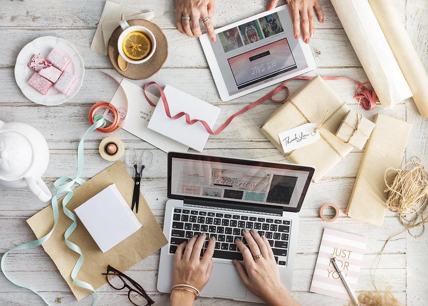 Website design, printing, social media, SEO cardiff
