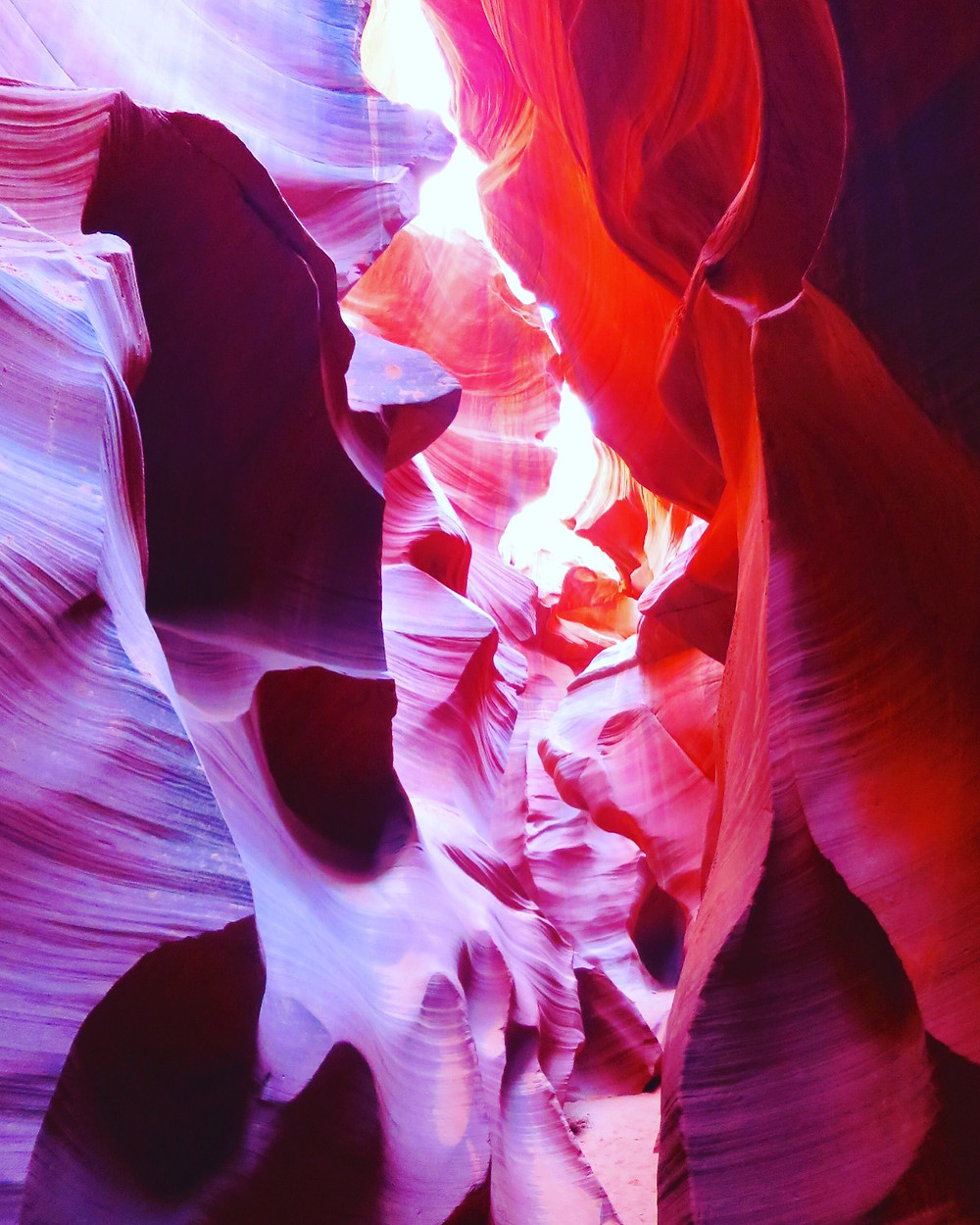 Arizona is photographer's dream read on xoxojho travel blog for more beautiful photographs of lower antelope canyon. beautiful gorgeous colors