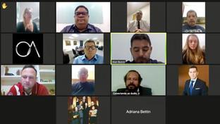 OAB-PB participa de debate nacional sobre acesso do advogado ao sistema Denatran