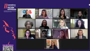 OAB-PB encerra II Conferência Estadual da Mulher Advogada e divulga carta de João Pessoa