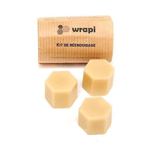 Kit de réenduisage pour beewraps - Wrapi