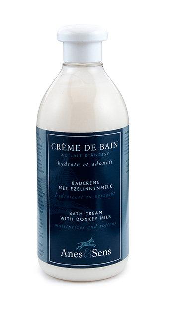Crème de bain au lait d'ânesse - 400 ml