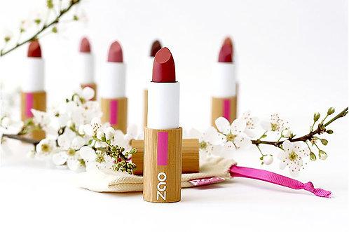 Rouge à lèvres mat bio et végan (rechargeable) - Zao