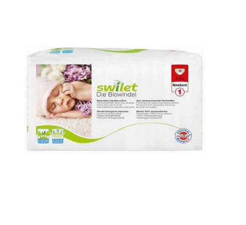 Couches-culottes écologiques - Newborn - 2 à 4 kilos (30 couches)