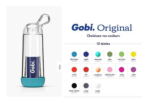 Gourde - Contenance : 40 cl - Plusieurs coloris disponibles - Gobi Original