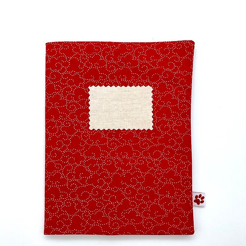 Protège-cahier réutilisable - A5 - Plusieurs coloris