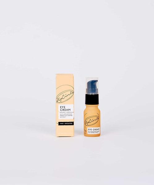 Crème contour des yeux - Café et érable - 10 ml - UpCircle