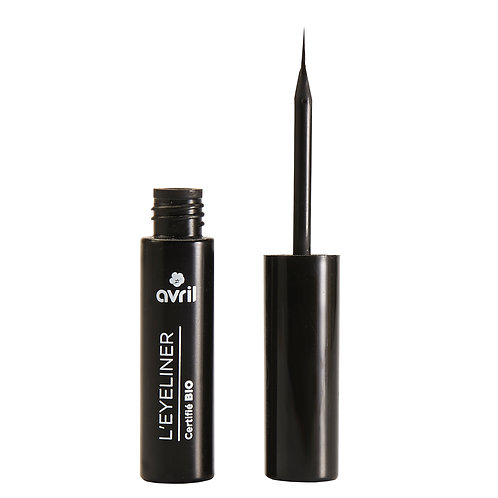Eyeliner noir bio - 3,5 ml - Avril
