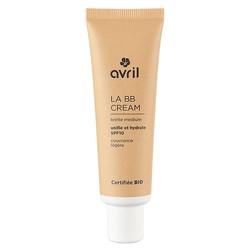 BB crème bio et végane - Medium - 30 ml - Avril