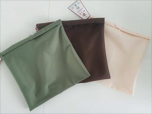 Sac de congélation réutilisable - XL - Fermé 30 cm x 31 cm - Couleurs 2