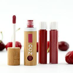 Vernis à lèvres bio et végan (rechargeable)