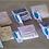Thumbnail: Lot de 3 serviettes hygiéniques lavables en coton 100 % bio - Commerce équitable